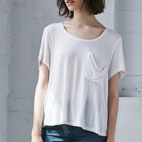 Me To We Peaks And Valleys Scoop Neck T-Shirt at PacSun.com