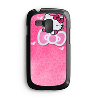 Cute Hello Kitty Galaxy S3 Mini Case