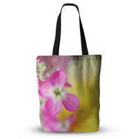 "Beth Engel ""Lucky One"" Floral Photography Everything Tote Bag"
