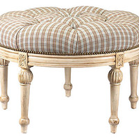 One Kings Lane - A Sophisticated Mix - Orleans Ottoman