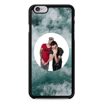 Twenty One Pilots Josh Dun And Tyler Joseph iPhone 6/6S Case