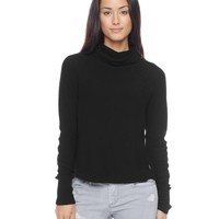 Cropped Turtle Neck by Juicy Couture