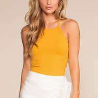 Krystan Tank Top - Honey