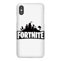 Fortnite iPhoneX