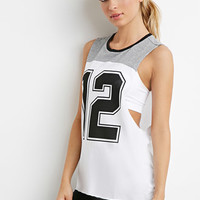 12 Graphic Muscle Tee