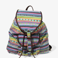 Southwest Patterned Backpack