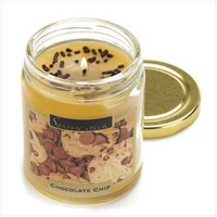 Fresh Baked Chocolate Chip Cookie Scented Candle Jar