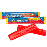 Jolly Rancher Candy Stix - Cherry: 36-Piece Box