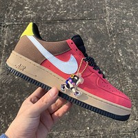 Nike Air force 1 men's and women's casual sports shoes