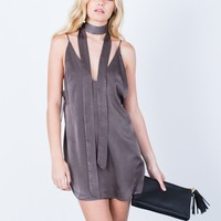 Steal Your Heart Romantic Cami Dress