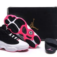 Air Jordan 13 Retro AJ13 Low 439358-008 Women Basketball Shoes