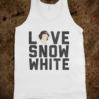 Love Snow White (Tank)