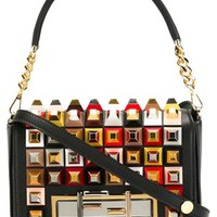 Fendi '3baguette' Shoulder Bag - Stefania Mode - Farfetch.com