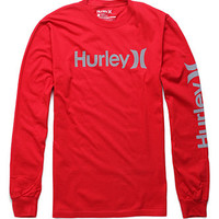 Hurley One and Only Long Sleeve Tee at PacSun.com