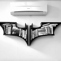 A Batman Bookshelf