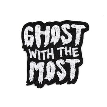 Ghost With The Most Patch