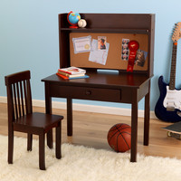 KidKraft Pin board Desk with Hutch & Chair - 27150