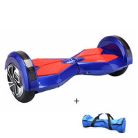 hoverboard 2 Wheel Self Balancing Scooters 8 inch Smart Electric Scooter Balance Hover Board with LED Bluetooth