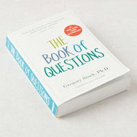 The Book Of Questions By Gregory Stock Ph.D. | Urban Outfitters
