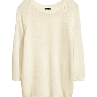 Knitted Sweater - from H&M
