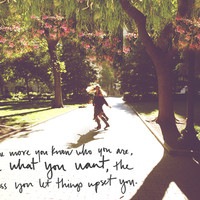 Monday Quote: The More You Know Who You Are - Free People Blog