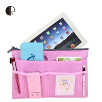 Hot Fashion Ipad Iphone Makeup Handbags Cosmetic Travel Bags Organizer Insert with Pockets Storage cases BH105