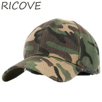 Trendy Winter Jacket Camouflage Caps For Men Tactical Dad Hat Women Trucker Baseball Cap Summer Sun Visor Fishing Hunting Snapback Hats Adjustable AT_92_12