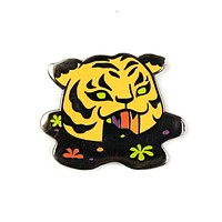 Tiger Island Pin (Limited Edition)
