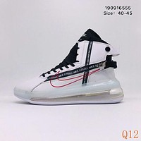 700 Nike Air Max 720 Satrn Hight Breathable Sneakers Knit Casual Fashion Basketball Shoes