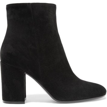 Gianvito Rossi - Suede boots