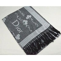 Perfect Dior Women Wool Scarf Shawl Scarf