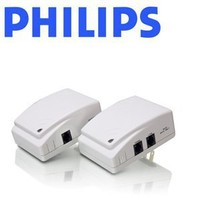 Philips Wireless Phone Jack System - Turn any AC outlet into a Phone Jack