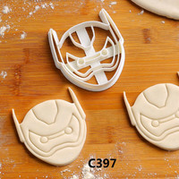 Big Hero 6 Baymax  - Cookie Cutter baymax keychain baymax costume baymax bow baymax applique design baymax birthday  baymax party C397