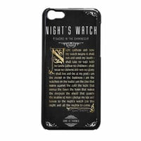 Game Of Thrones Nights Watch iPhone 5c Case