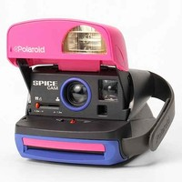 Impossible Vintage Spice Polaroid Instant Camera Set- Rose One