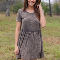 In Your Dreams Babydoll Dress