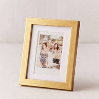 Instax Brushed Gold Picture Frame | Urban Outfitters