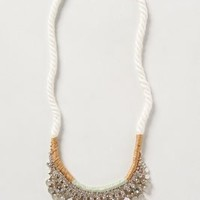 Dakhla Bib Necklace by Anthropologie Multi One Size Necklaces