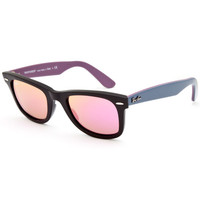 Ray-Ban Original Wayfarer Sunglasses Pink One Size For Women 25844535001