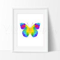 Geometric Poly Butterfly