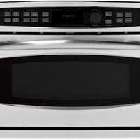 """GE PSB1001NSS Profile Advantium 27"""" Stainless Steel Electric Single Wall Oven - Convection"""