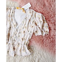 Autumn Daisy Blouse