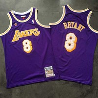 Kobe Bryant Los Angeles Lakers Mitchell & Ness Hardwood Classics Jersey - Danny Online