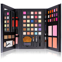 Luxe Book Makeup Set - All In One Travel Cosmetics Palette