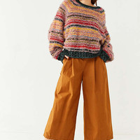 Silence + Noise Party Yarn Dolman Sweater | Urban Outfitters
