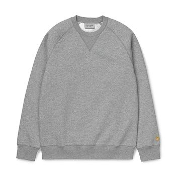 Chase Sweat in Heather Grey