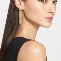 Women's St. John Collection Boucle Knot Earrings