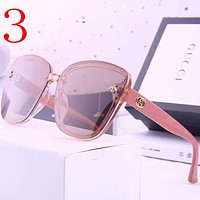 Gucci Fashion Women Summer Sun Shades Eyeglasses Glasses Sunglasses