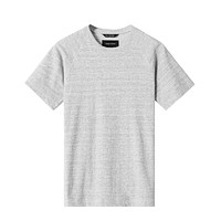 Loop Knit Short Sleeve in Grey