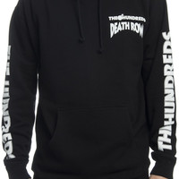 SHOP THE HUNDREDS | Death Row pullover hooded sweatshirt